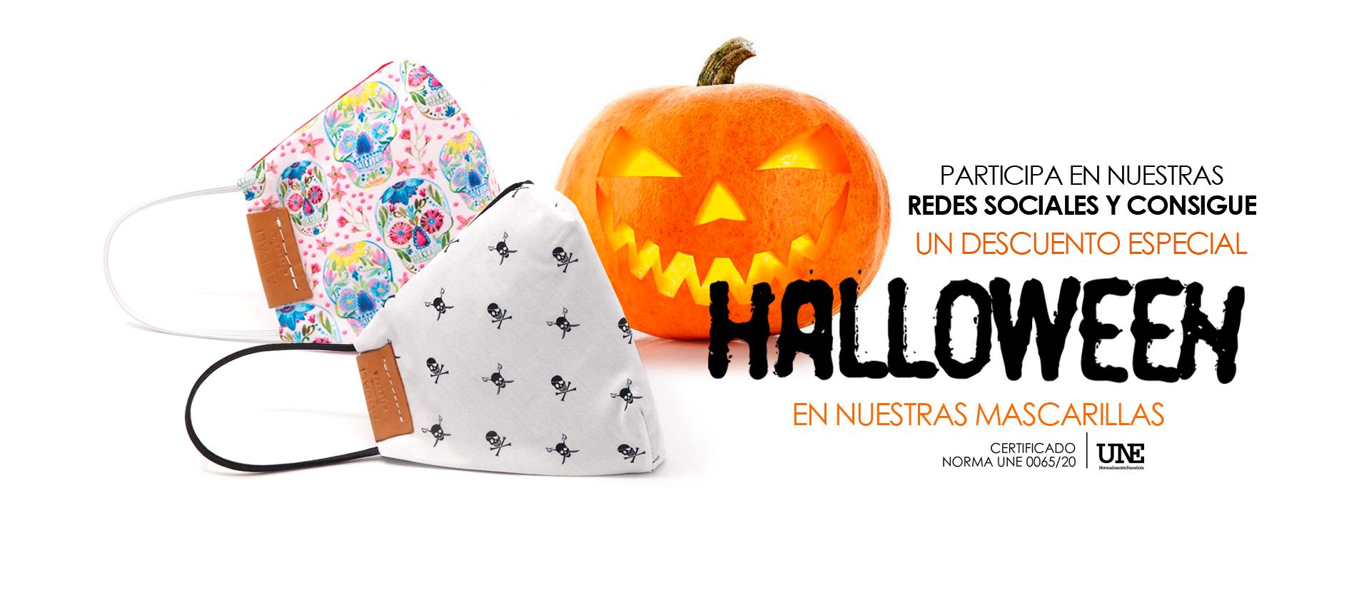 Participa con Audali en nuestro sorteo especial de Halloween