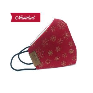 Mascarillas Navidad Audali, homologadas
