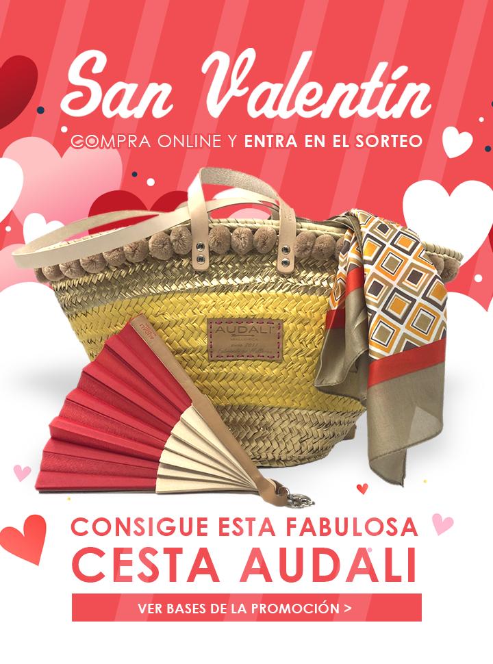 Sorteo especial San Valentín Audali